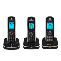 BT 5510 Trio Digital CordlessWith Answer Machine